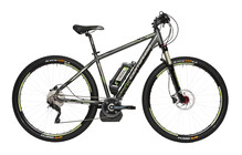 Corratec E-Cross 29 E-Bike grijs